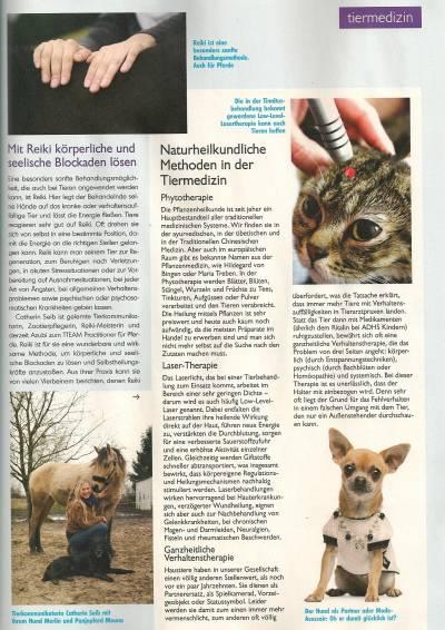 tierkommunikation medien bio magazin 5