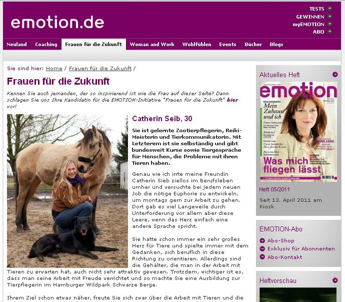 tierkommunikation medien emotion 9